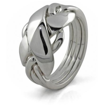 förlovningsringar silver billigt
